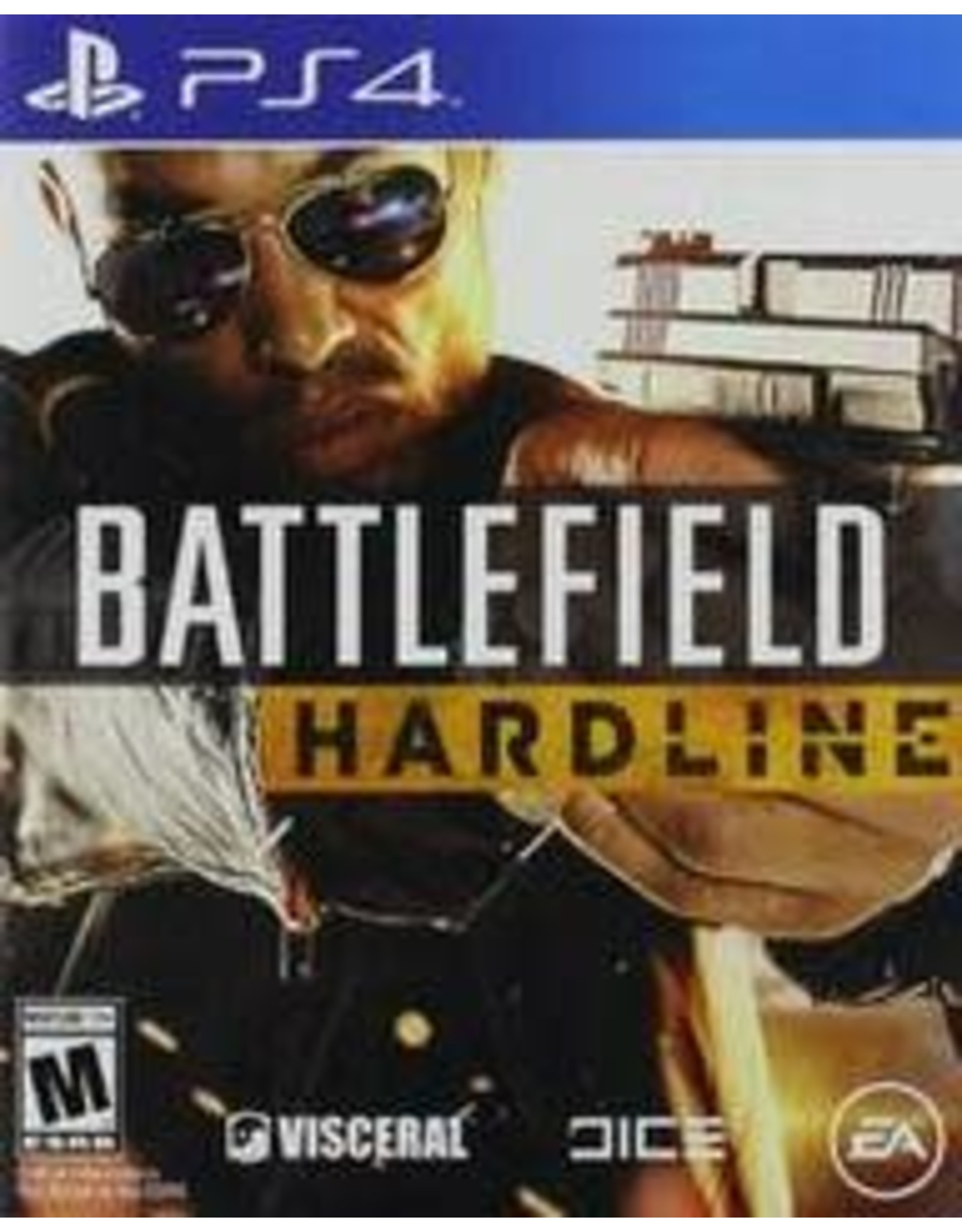 Playstation 4 Battlefield Hardline (CiB)
