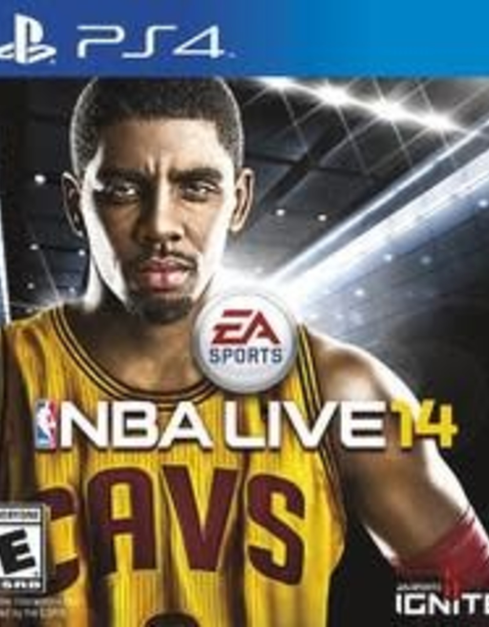 Playstation 4 NBA Live 14