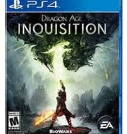 Playstation 4 Dragon Age: Inquisition