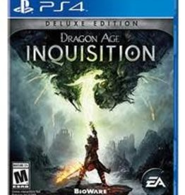 Playstation 4 Dragon Age: Inquisition Deluxe Edition