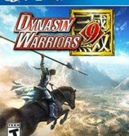 Playstation 4 Dynasty Warriors 9