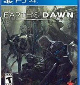 Playstation 4 Earth's Dawn