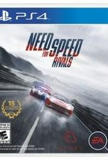 Playstation 4 Need for Speed Rivals (USED)