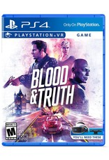 Playstation 4 Blood & Truth (PSVR)