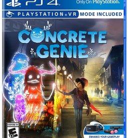 Playstation 4 Concrete Genie (PSVR)