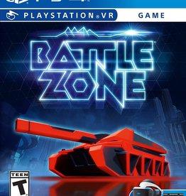 Playstation 4 Battle Zone (PSVR)
