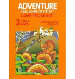 Atari 2600 Adventure (Cart Only)