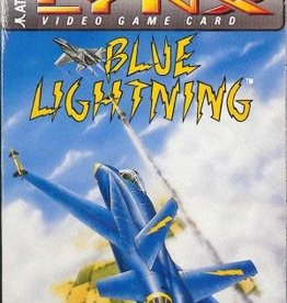 Atari Lynx Blue Lightning