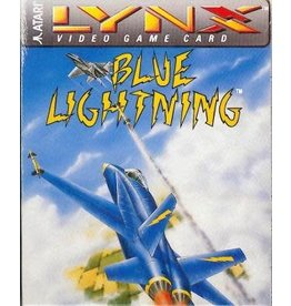 Atari Lynx Blue Lightning (Cart Only)
