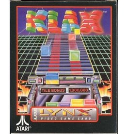 Atari Lynx Klax (Cart Only)