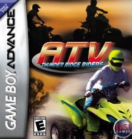 GameBoy Advance ATV Thunder Ridge Riders (Cart Only)