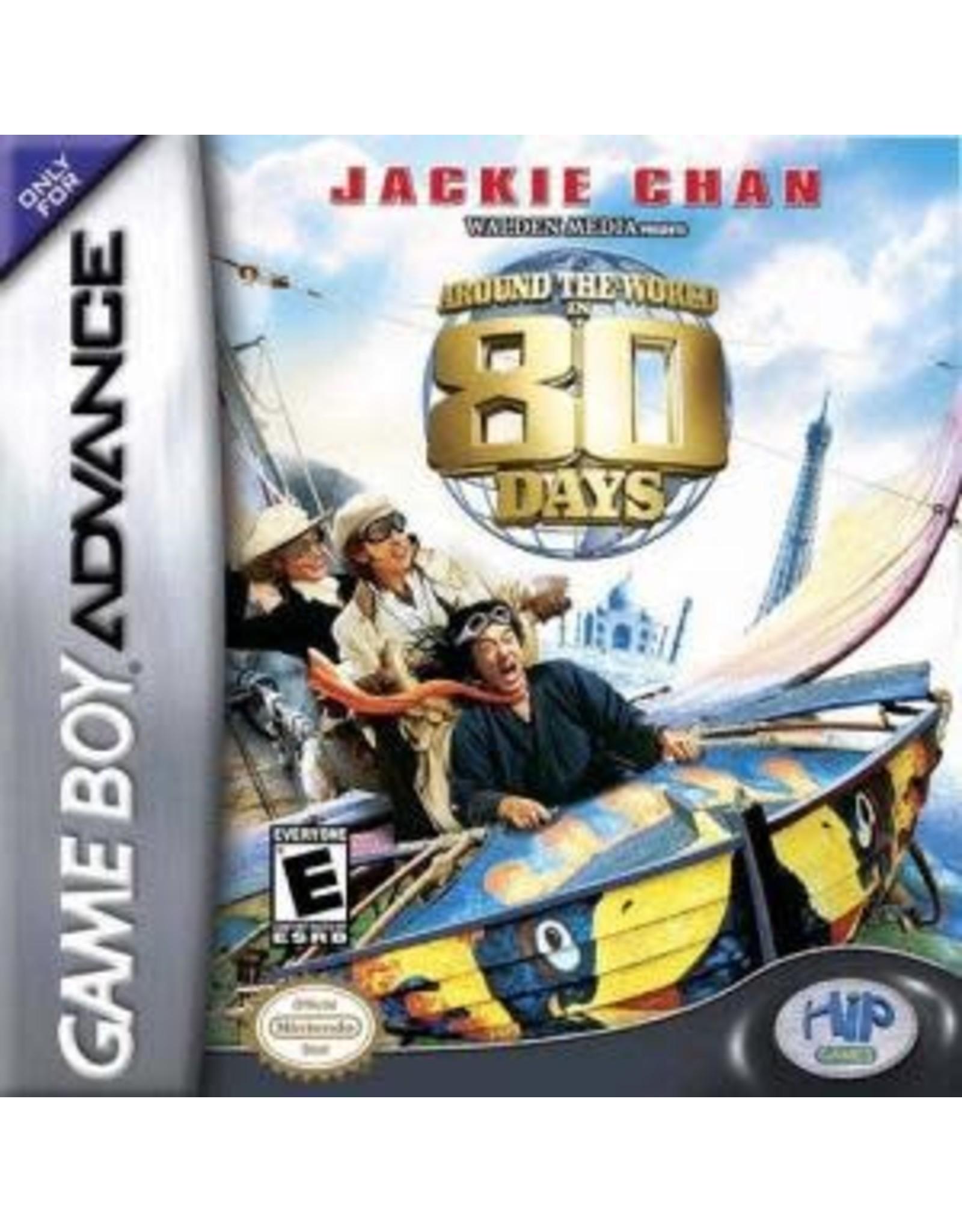 GameBoy Advance Around the World in 80 Days (Cart Only)