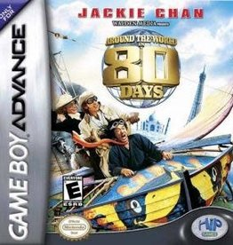 GameBoy Advance Around the World in 80 Days (Cart Only)