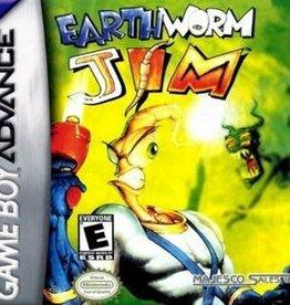 GameBoy Advance Earthworm Jim (Cart Only)