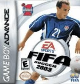 GameBoy Advance FIFA 2003