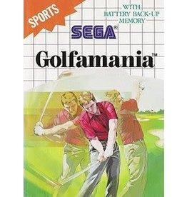 Sega Master System Golfamania (Cart Only)