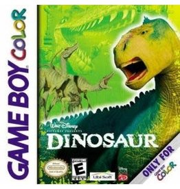 GameBoy Color Disney's Dinosaur (Cart Only)