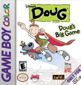 GameBoy Color Doug's Big Game