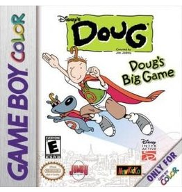GameBoy Color Doug's Big Game (Cart Only)