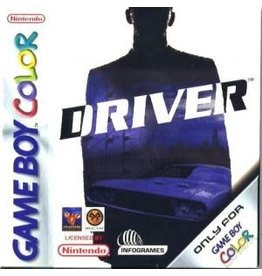 GameBoy Color Driver (Cart Only)