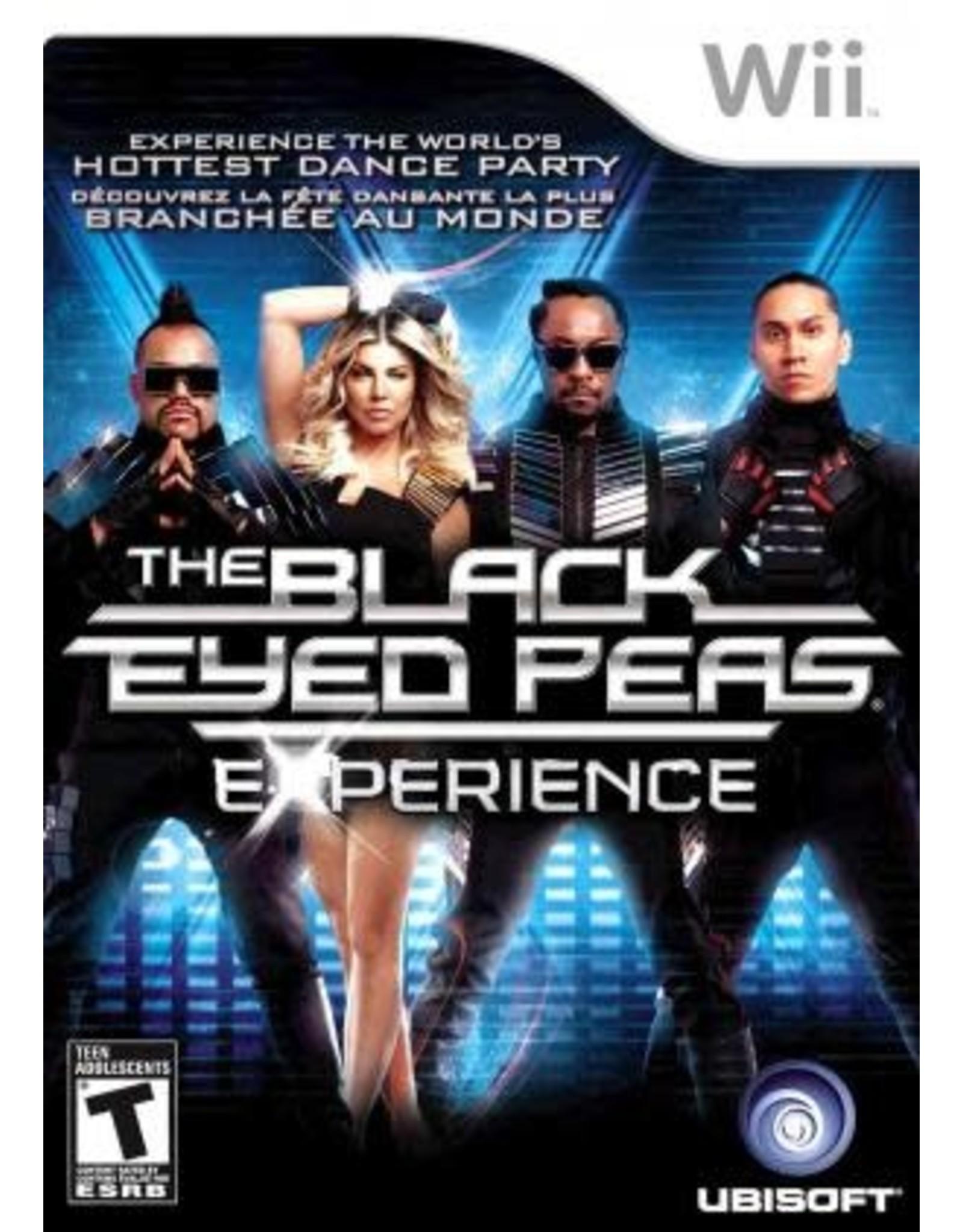 Wii Black Eyed Peas Experience (CiB)