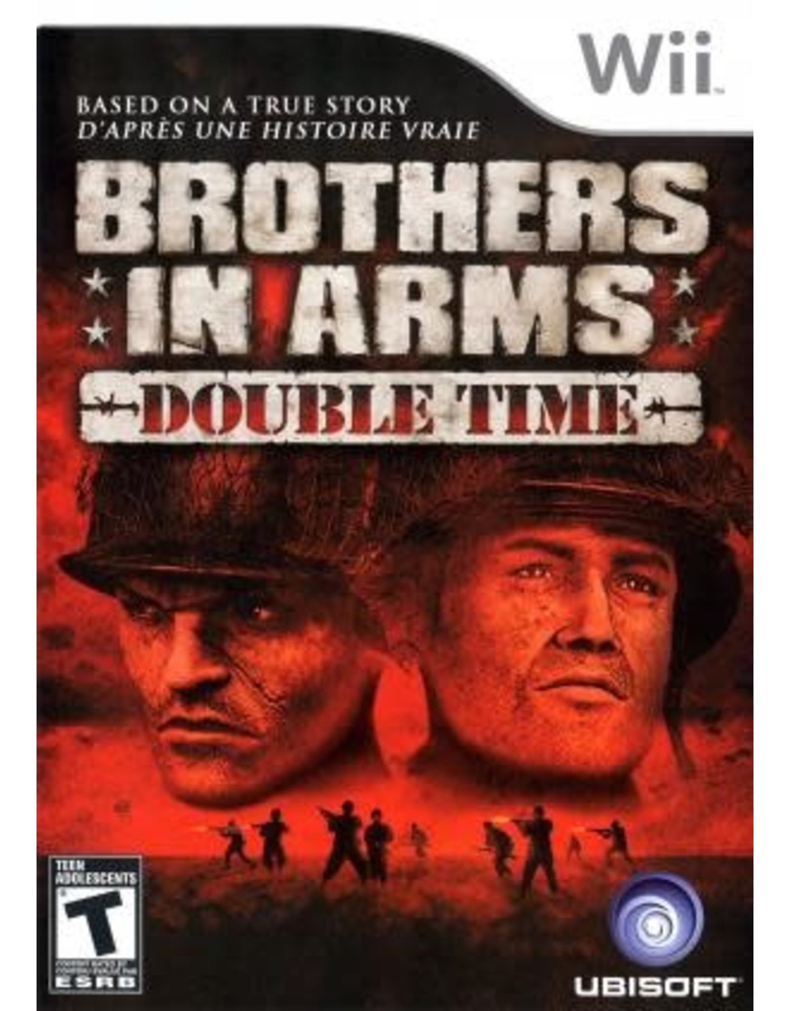 Wii Brothers in Arms Double Time (CiB)
