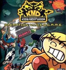 Gamecube Codename Kids Next Door Operation VIDEOGAME