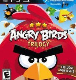 Playstation 3 Angry Birds Trilogy