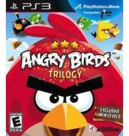 Playstation 3 Angry Birds Trilogy (CiB)