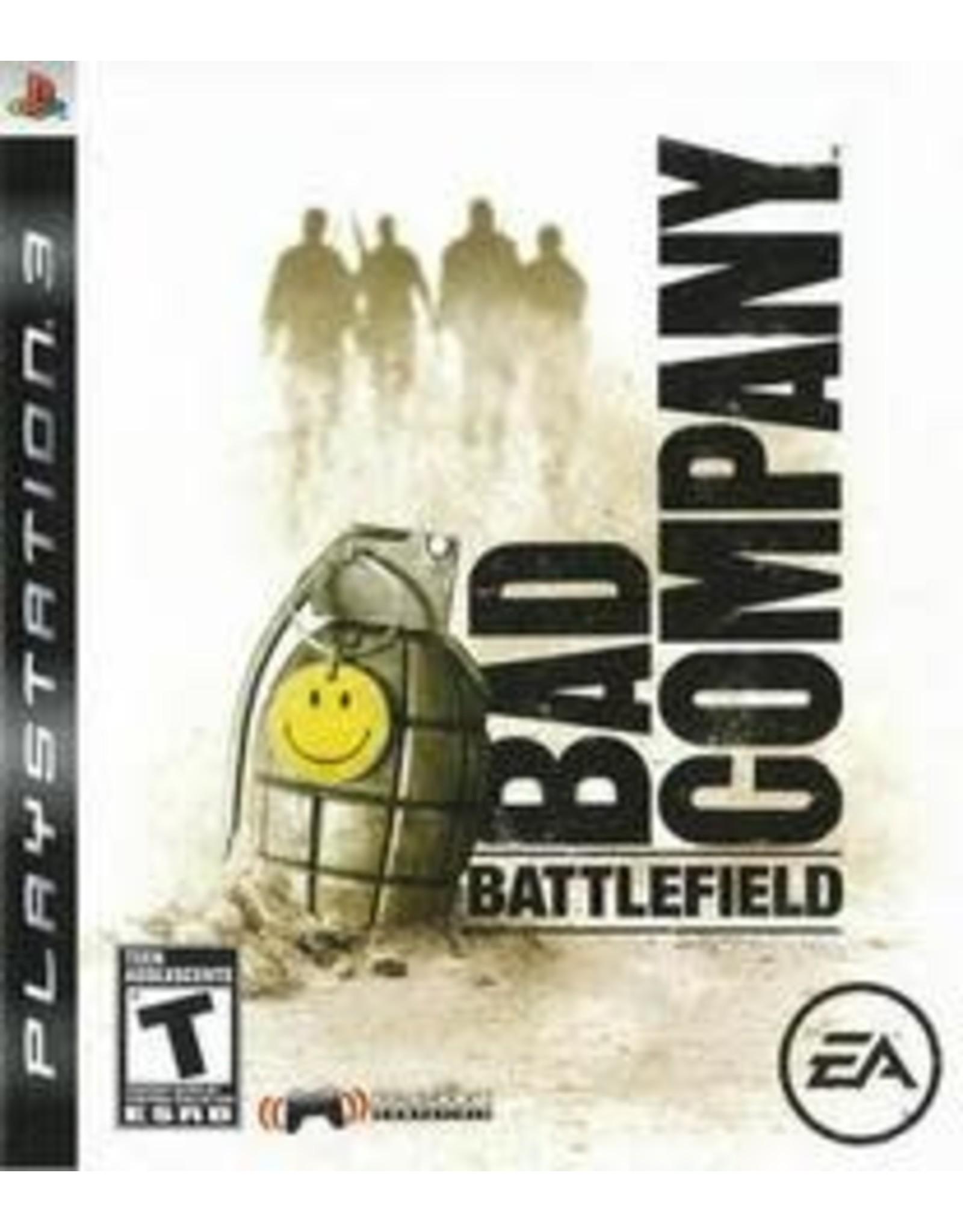 Playstation 3 Battlefield Bad Company (CiB)