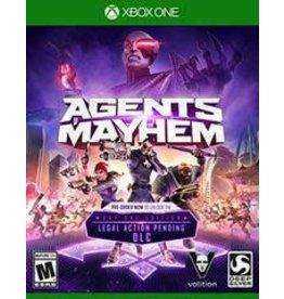 Xbox One Agents of Mayhem (Used)