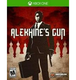 Xbox One Alekhine's Gun (Used)