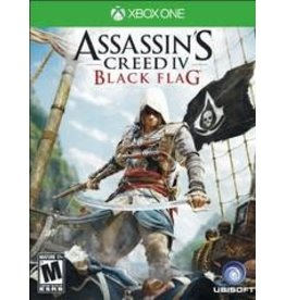 Xbox One Assassin's Creed IV: Black Flag (Used)