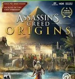 Xbox One Assassin's Creed: Origins (Used)
