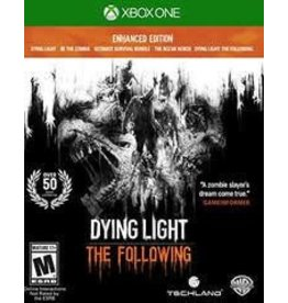 Xbox One Dying Light The Following Enhanced Edition (Used, XB1)