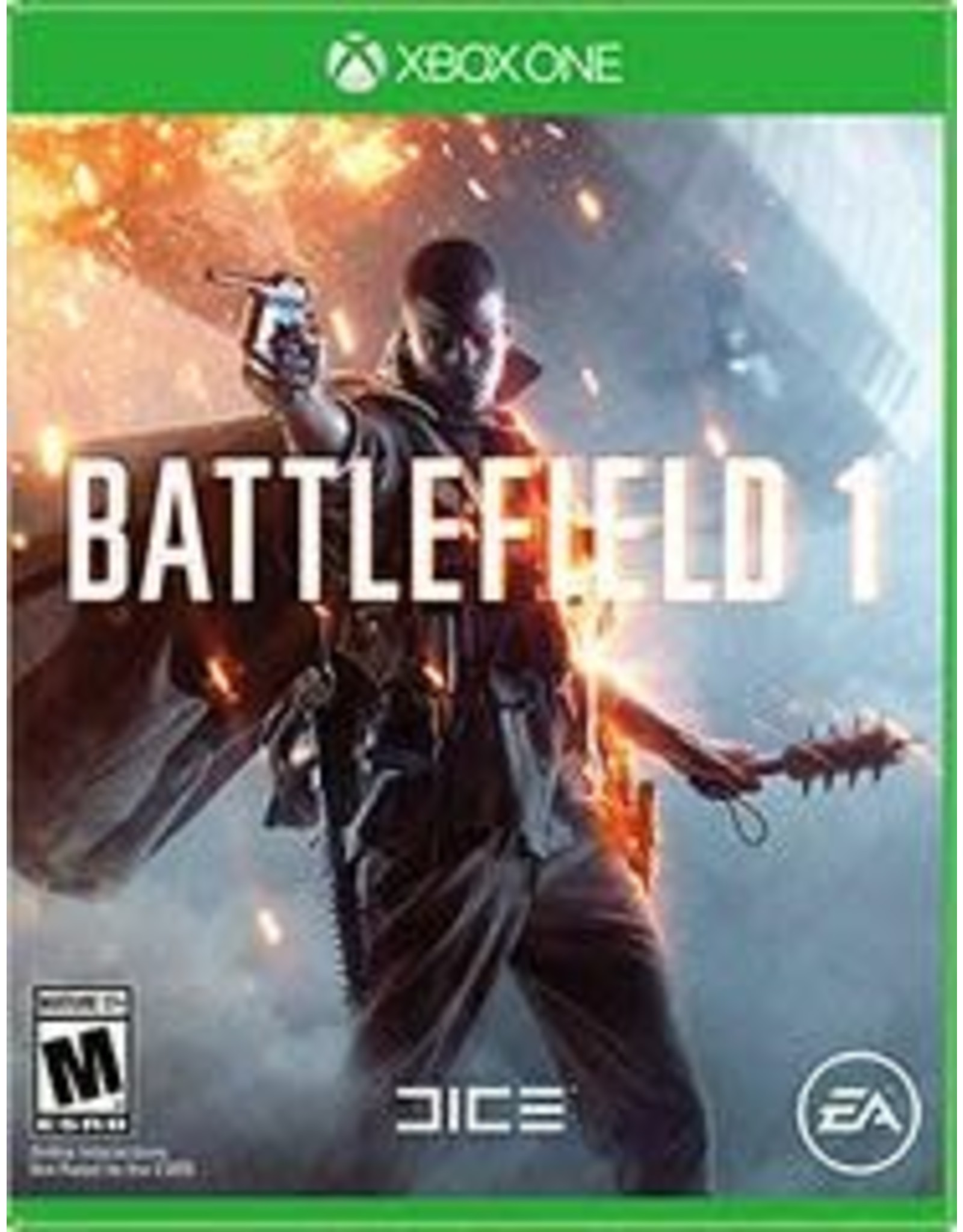 Xbox One Battlefield 1 (CiB)