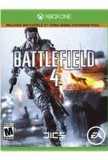 Xbox One Battlefield 4 (Used)