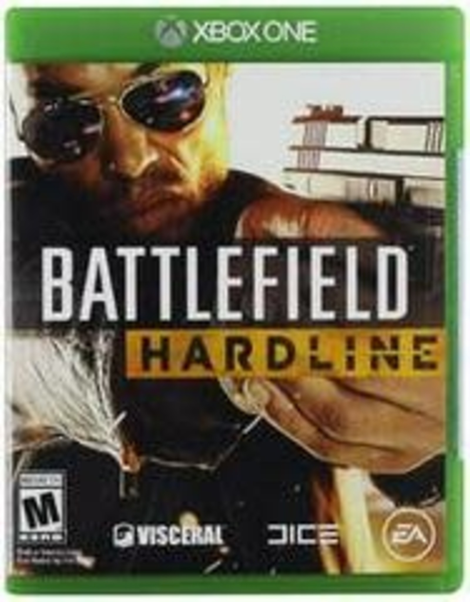 Xbox One Battlefield Hardline (Used)