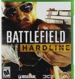 Xbox One Battlefield Hardline (Used)