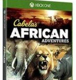 Xbox One Cabela's African Adventures
