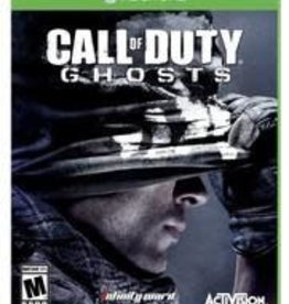 Xbox One Call of Duty Ghosts (Used)