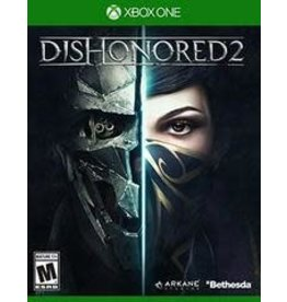 Xbox One Dishonored 2 (Used)