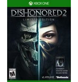 Xbox One Dishonored 2 Limited Edition