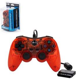 Playstation 2 PS2 Playstation 2 Analog Controller Orange (TTX)
