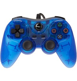 Playstation 2 PS2 Playstation 2 Analog Controller (TTX, Blue)