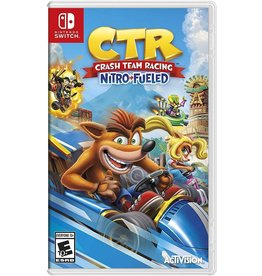 Nintendo Switch CTR Crash Team Racing Nitro Fueled