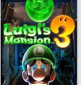 Nintendo Switch Luigi's Mansion 3