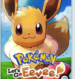 Nintendo Switch Pokemon Let's Go Eevee (USED)