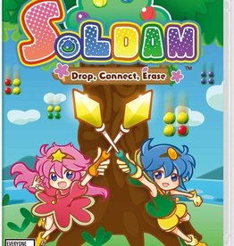 Nintendo Switch Soldam: Drop Connect Erase (USED)