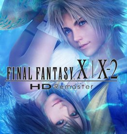 Nintendo Switch Final Fantasy X HD Remaster (No DLC USED)